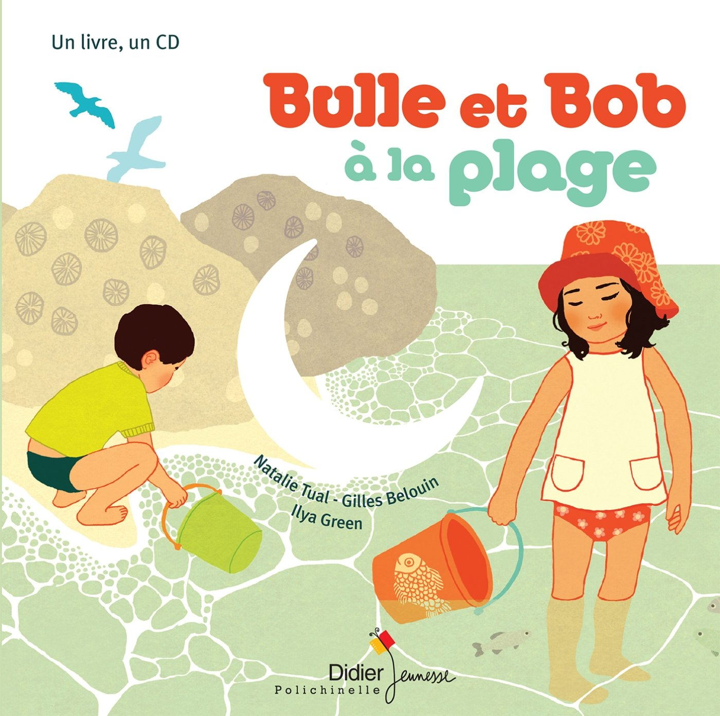 bulle et bob  u00e0 la plage  u2013 sir this and lady that